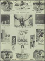 1953 Siloam Springs High School Yearbook Page 68 & 69