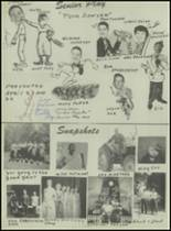 1953 Siloam Springs High School Yearbook Page 70 & 71