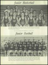 1953 Siloam Springs High School Yearbook Page 74 & 75