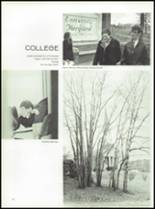 1969 Walter Johnson High School Yearbook Page 36 & 37