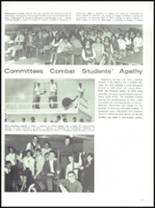 1969 Walter Johnson High School Yearbook Page 40 & 41