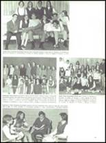 1969 Walter Johnson High School Yearbook Page 52 & 53