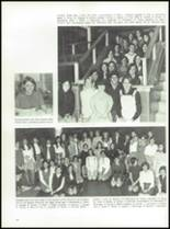 1969 Walter Johnson High School Yearbook Page 58 & 59