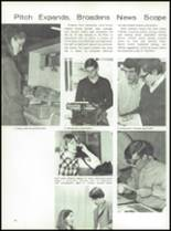 1969 Walter Johnson High School Yearbook Page 62 & 63