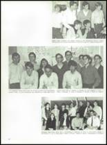 1969 Walter Johnson High School Yearbook Page 68 & 69