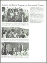 1969 Walter Johnson High School Yearbook Page 72 & 73