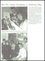 1969 Walter Johnson High School Yearbook Page 88 & 89