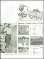 1969 Walter Johnson High School Yearbook Page 98 & 99
