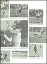 1969 Walter Johnson High School Yearbook Page 100 & 101