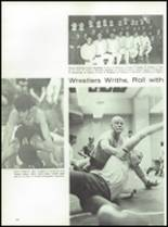 1969 Walter Johnson High School Yearbook Page 108 & 109