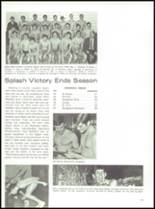 1969 Walter Johnson High School Yearbook Page 118 & 119
