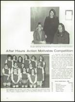 1969 Walter Johnson High School Yearbook Page 122 & 123