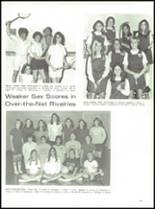 1969 Walter Johnson High School Yearbook Page 124 & 125