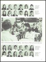 1969 Walter Johnson High School Yearbook Page 132 & 133