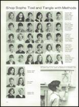 1969 Walter Johnson High School Yearbook Page 134 & 135
