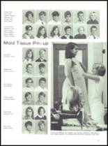 1969 Walter Johnson High School Yearbook Page 136 & 137