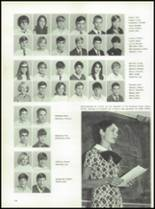 1969 Walter Johnson High School Yearbook Page 142 & 143