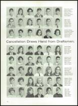 1969 Walter Johnson High School Yearbook Page 152 & 153