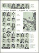 1969 Walter Johnson High School Yearbook Page 154 & 155