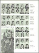 1969 Walter Johnson High School Yearbook Page 156 & 157