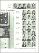 1969 Walter Johnson High School Yearbook Page 170 & 171