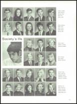 1969 Walter Johnson High School Yearbook Page 174 & 175