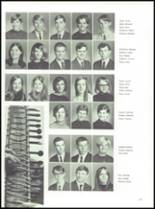 1969 Walter Johnson High School Yearbook Page 178 & 179
