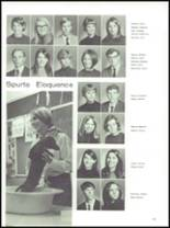 1969 Walter Johnson High School Yearbook Page 184 & 185
