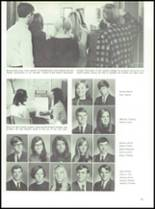 1969 Walter Johnson High School Yearbook Page 186 & 187