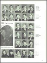 1969 Walter Johnson High School Yearbook Page 200 & 201