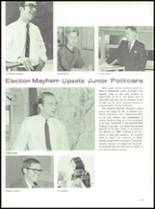1969 Walter Johnson High School Yearbook Page 204 & 205