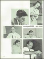1969 Walter Johnson High School Yearbook Page 208 & 209