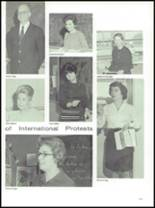 1969 Walter Johnson High School Yearbook Page 216 & 217