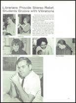 1969 Walter Johnson High School Yearbook Page 218 & 219