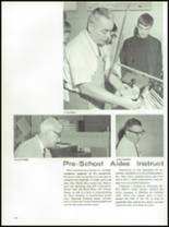1969 Walter Johnson High School Yearbook Page 220 & 221