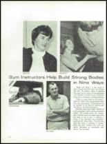 1969 Walter Johnson High School Yearbook Page 222 & 223