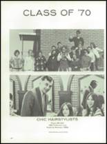 1969 Walter Johnson High School Yearbook Page 250 & 251