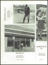 1969 Walter Johnson High School Yearbook Page 254 & 255