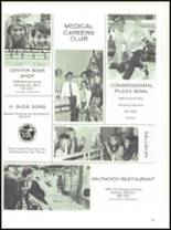 1969 Walter Johnson High School Yearbook Page 258 & 259