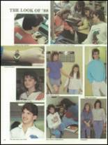 1988 Campbell County High School Yearbook Page 28 & 29