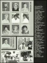 1988 Campbell County High School Yearbook Page 50 & 51