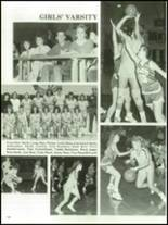 1988 Campbell County High School Yearbook Page 124 & 125