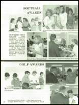 1988 Campbell County High School Yearbook Page 154 & 155