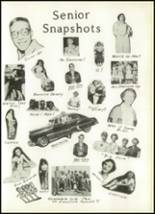 1953 Belton High School Yearbook Page 28 & 29