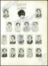1953 Belton High School Yearbook Page 32 & 33