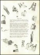 1953 Belton High School Yearbook Page 34 & 35