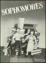 1953 Belton High School Yearbook Page 36 & 37
