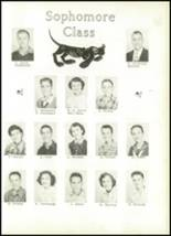 1953 Belton High School Yearbook Page 38 & 39