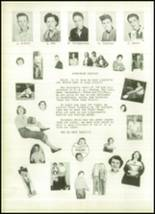 1953 Belton High School Yearbook Page 40 & 41