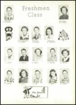 1953 Belton High School Yearbook Page 42 & 43